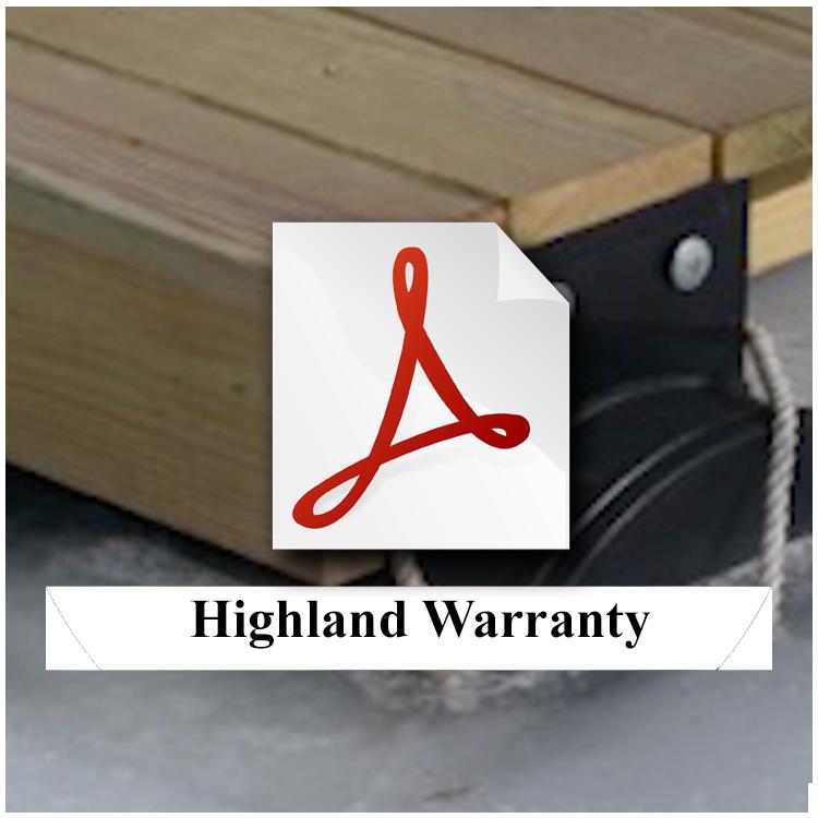 Highland-Floating-Dock-System-Warranty